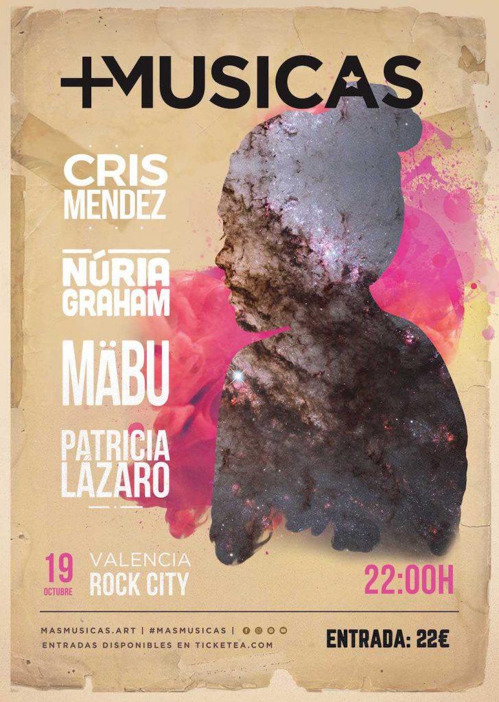 Concierto Más Músicas en Valencia