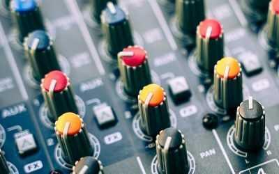 Curso de sonido profesional