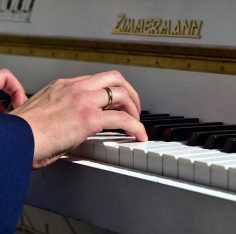 Sin plazas para piano
